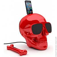 Колонки Jarre Technologies AeroSkull HD+ Glossy Red