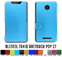 Чехол книжка для Alcatel 7041D Onetouch Pop C7