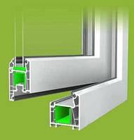Металлопластиковые окна из профиля WDS — 404