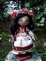 Кукла тыквоголовка Украинка