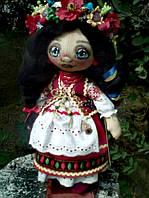 Кукла тыквоголовка Украинка Сувениры украинской тематики