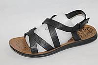Мужские босоножки оптом.Мужская летняя обувь оптом от фирмы Paliament 2285 ( 6 пар 40-45)