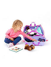 Детский чемодан Trunki Bluebell, фото 3