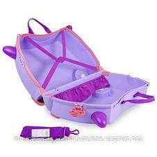 Детский чемодан Trunki Bluebell, фото 2