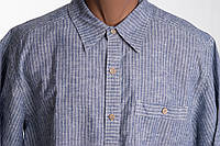 Royal Robbins рубашка из конопли к/р размер L  ПОГ 60 см  MRSP $65