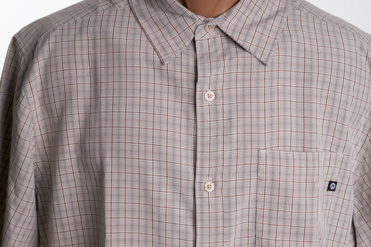 d67aee7d9560 Marmot Eldidge SS рубашка с к/р c Rayon размер XL ПОГ 63 см MRSP