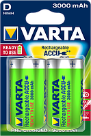 Аккумулятор Varta D (R20), 3000mAh Ni-MH