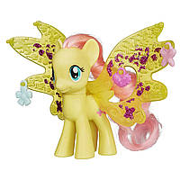 Фигурка пони Флаттершай,  Крылья дружбы - Fluttershy, My Little Pony, Friendship Charm Wings, Hasbro
