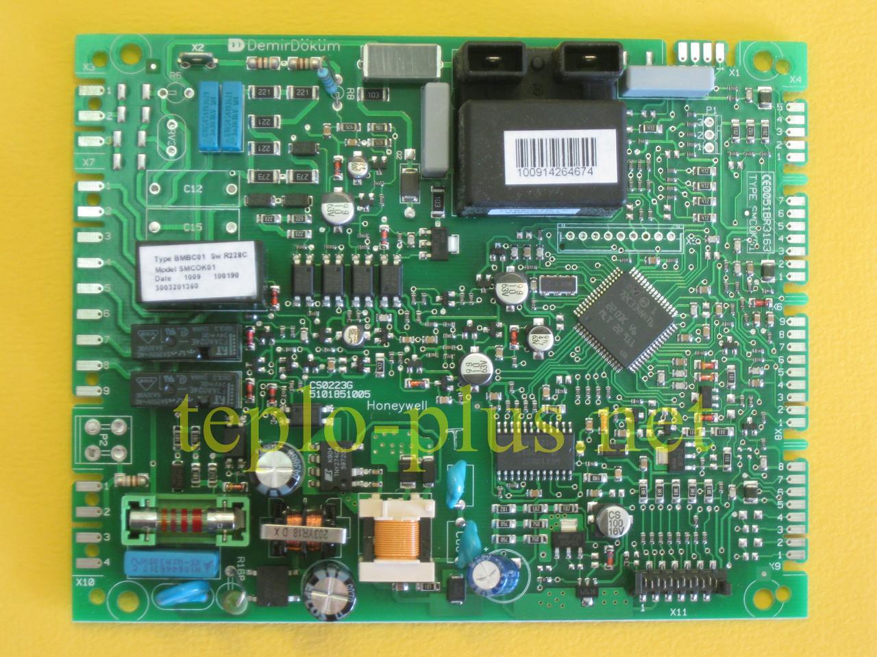 Плата управления 3003201360 (D003201360) Demrad Calisto HKD (BKD) 120/220, HKD (BKD) 124/224, HKD(BKD) 130/230