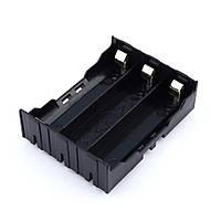 Тримач (Холдер) для 3-x акумуляторів Li-Ion 18650