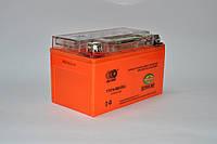 Аккумулятор (АКБ) YTX-7A-BS (iGEL) - 12 V / 7 Ач / 10 hr, фото 1