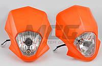 Обтекатель универсальный orange FG-200