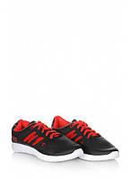 Женские кроссовки с красными полосками 4-194R