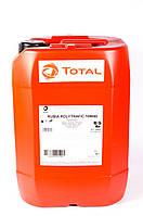 Моторное масло TOTAL RUBIA Polytrafic 10w40 20л