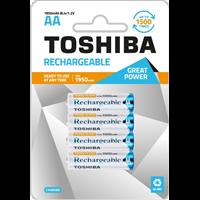 Аккумулятор Toshiba great power R6 (АА), 1950mAh Ni-MH