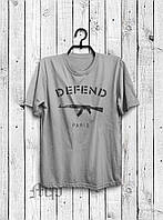 Мужская футболка Defend Paris