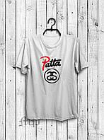 Мужская футболка Stussy Patta