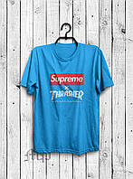 Мужская футболка Supreme x Thrasher