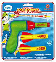 """Детский пистолет ракетница """"POP Rocket Gun"""", Paul Guenter, фото 1"""