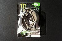 Тормозные колодки Дельта / Альфа Monster Energy