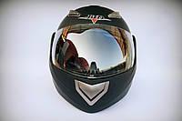 Шлем-трансформер BLD №-158 черный мат