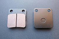 Тормозные колодки GY6-80 Haorun