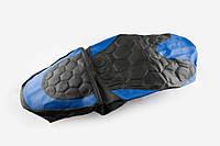 Чехол сиденья Active черно-синий SOFT SEAT