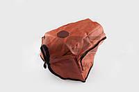 Чехол бака с карманами Alpha красный SOFT SEAT