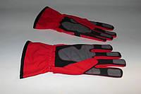 Рукавички червоні Sparco