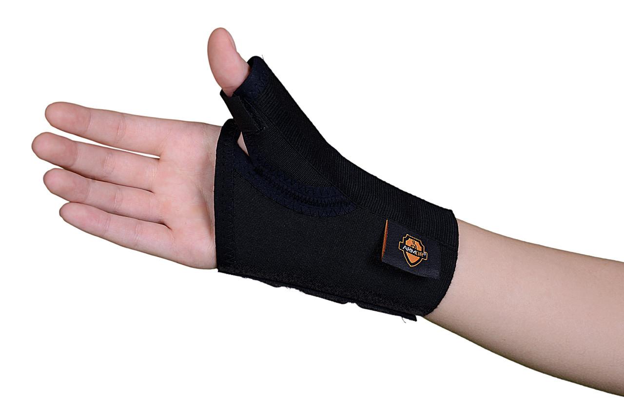 Бандаж на большой палец руки ARMOR ARH15 Левый