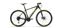 """Lombardo 29 Sestriere 500 U 2017 (21"""" черный-желтый)"""