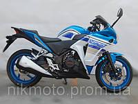 Мотоцикл спортивный VIPER  V250CR(PRO-LINK), спортбайки 250см3