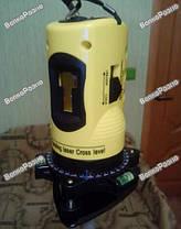 Лазерный уровень Extol Craft / Лазерный уровень осепостроитель, фото 2