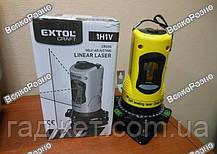 Лазерный уровень Extol Craft / Лазерный уровень осепостроитель, фото 3