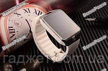 Умные часы Smart Watch DZ 09 Белые, фото 3
