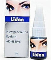 Lidan клей-смола для ресниц, фото 1