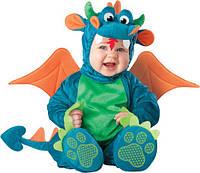 Прокат карнавального костюма дракончик