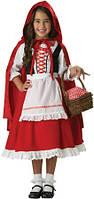 Прокат карнавального костюма Красная Шапочка