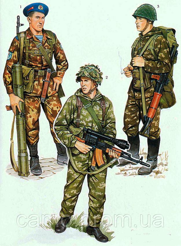 Купить камуфляжную одежду, форму НАТО