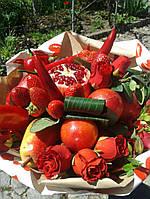 Веган-букет красный(Афродизиак)