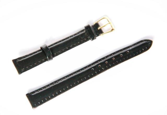Ремешки для часов из искусственной кожи c наполнителем и цветные