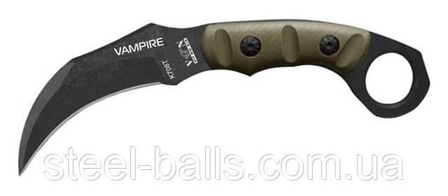 Легендарный нож керамбит. Конструкция и техника пользования.