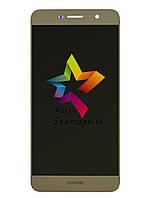 Дисплей для мобильного телефона Huawei Y6 Pro/Enjoy 5, золотой, с тачскрином, ORIG