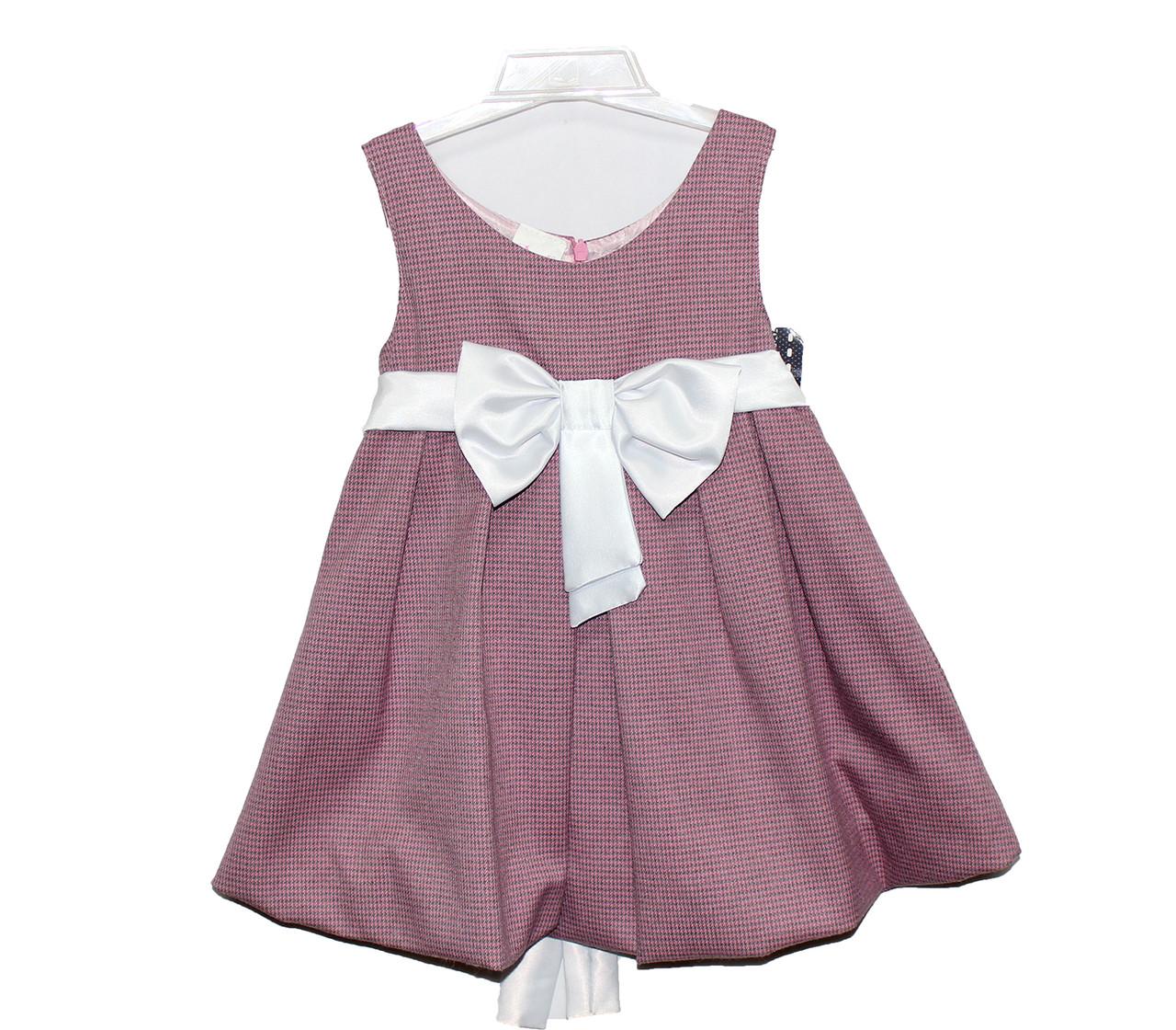 Платье детское трикотажное.