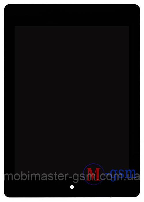 Дисплейный модуль Acer Iconia Tab A1-810, Iconia Tab A1-811 черный