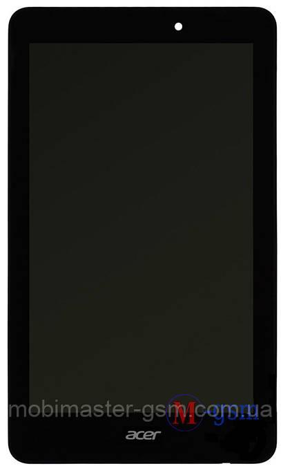 Дисплейный модуль Acer Iconia Tab A1-840 FHD черный