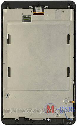 Дисплейный модуль Acer Iconia Tab A1-840 FHD белый + рамка, фото 2