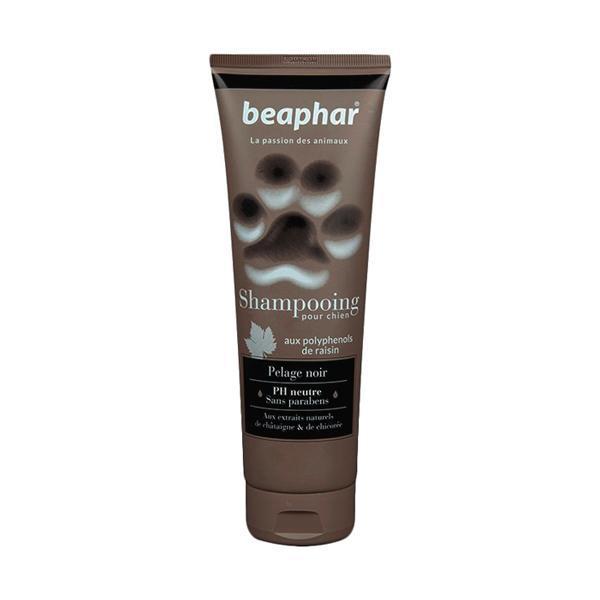 Французский премиум шампунь для собак темного окраса Beaphar