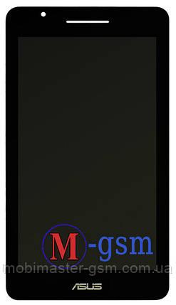 Дисплейный модуль Asus Fonepad 7 FE171CG черный, фото 2