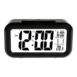 Будильник часы с подсветкой MOYO